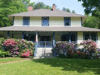 Grace House Sanctuary & Inn-Full Facility Slps 14 - Mars Hill vacation rentals
