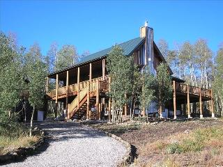 Beautiful Log Mountain Home, Fairplay, CO - Fairplay vacation rentals