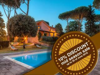 Domus Flavia - luxury country house - near Rome - Zagarolo vacation rentals