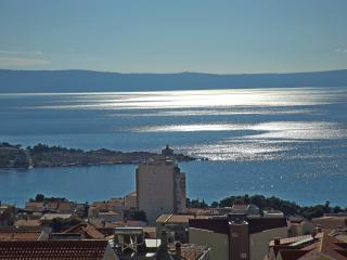 STUNNING VIEW, new Apt. for 5 persons!! - Makarska vacation rentals