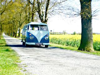 Mojo Camper VW Splitscreen Van Rentals - Ecton vacation rentals