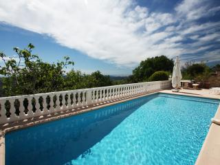 Private Pool Villa with spectacular sea view - Grasse vacation rentals
