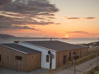 Stunning sunset views enjoyed in spacious luxury - Waternish vacation rentals