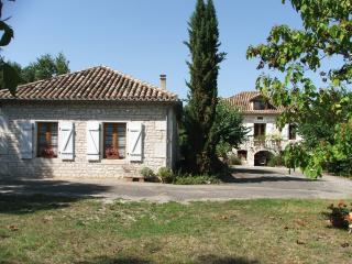Gite La Grange de Cezac, with pool & snooker table - Cezac vacation rentals