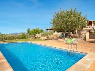 4 bedroom Villa with Television in Mancor de la Vall - Mancor de la Vall vacation rentals