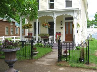 Lg. House 3 BR  porches Walk to Track & Downtown - Saratoga Springs vacation rentals
