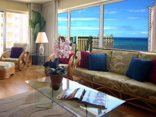 Fabulous 2BR ILIKAI  Oceanview & Sunset - Honolulu vacation rentals