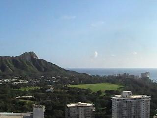 36th Floor Corner Unit Panoramic Ocean View - Honolulu vacation rentals