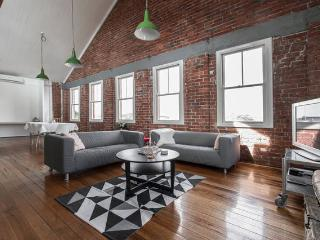 The Tannery - Warehouse Loft Apartment - Clifton Hill vacation rentals