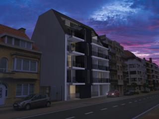 Appartement neuf à louer dans le centre - Middelkerke vacation rentals