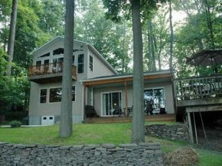 Simply Irresistible Cayuga Waterfront Lakehouse - Cayuga Lake vacation rentals