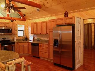 Beautiful Cabin with Deck and Internet Access - Broken Bow vacation rentals