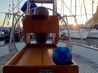 Classic Sailboat in Puerto de Mogan - Puerto de Mogan vacation rentals