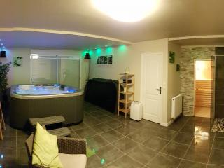 Gite Spa Jacuzzi et Sauna INCLU Centre Alsace - Saint-Maurice vacation rentals