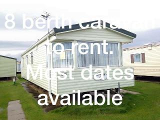 Beautiful  8 berth willerby Salisbury - Ingoldmells vacation rentals
