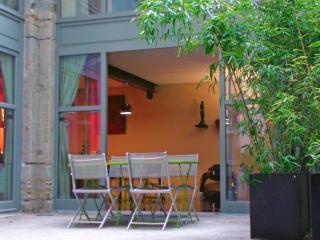 L'IMPRIMERIE - Loft et terrasse au coeur de Lyon - Lyon vacation rentals