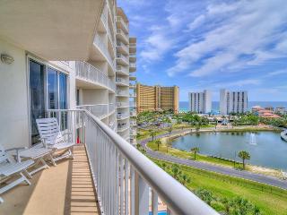 Pelican Beach Terrace 802-AVAIL8/17-8/20-RealJOY Fun Pass*FREETripIns4NEWFallBkgs* 2BR - Destin vacation rentals
