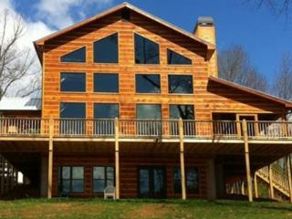 500 ft of Luxury Lakefront on Lake Nottely - Blairsville vacation rentals