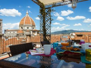 Duomo Penthouse Terrace - Florence vacation rentals