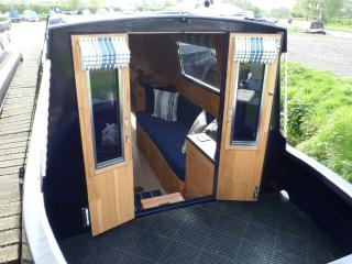 Narrowboat Maddison Private Canal Holiday Hire - Penkridge vacation rentals