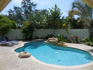 Paradise in Wilton Manors 2/2 Private Pool Home - Wilton Manors vacation rentals