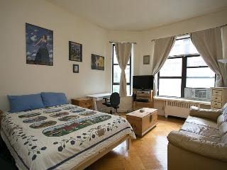 Studio apartment by Central Park/posh UWS area - New York City vacation rentals