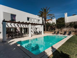 Modern villa with pool close to centre and beach - Cala d'Or vacation rentals