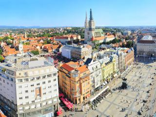 MAIN SQUARE-BE THERE!! AWARD WINNING APARTMENT - Zagreb vacation rentals