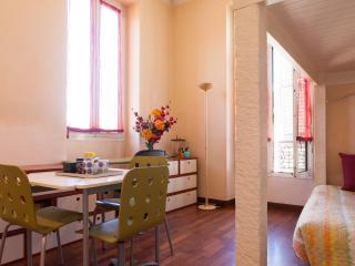 Beautiful central Nice studio next to Place Massena, sleeps 3 - Nice vacation rentals