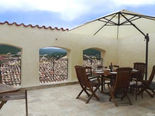 Maison avec terrasse tropezienne pour 8 personnes - Roquefort-des-Corbieres vacation rentals