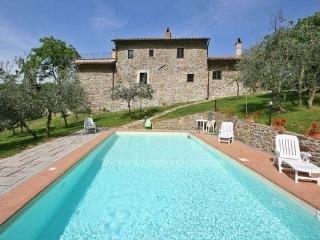 6 bedroom Villa in San Polo, Tuscany, Italy : ref 1251001 - Poggio alla Croce vacation rentals