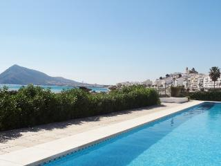 Altea beach front apartment with communal pool - Altea vacation rentals