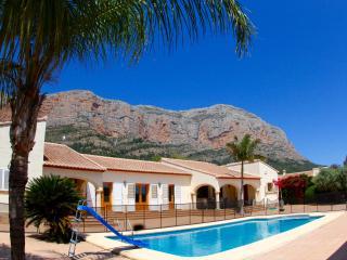 Child-Friendly 4 Bed Family Villa, Stunning Views - Javea vacation rentals