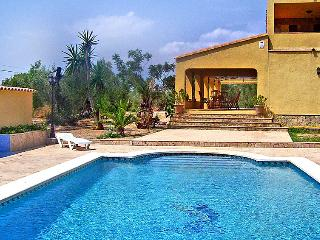 4 bedroom Villa in L'Ampolla, Costa Daurada, Spain : ref 2008004 - L'Ampolla vacation rentals