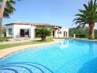 4 bedroom Villa in Pego, Costa Blanca, Spain : ref 2008064 - Benimeli vacation rentals