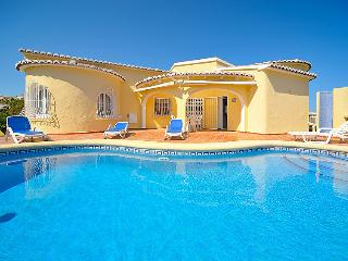 2 bedroom Villa in Javea Benitachell, Costa Blanca, Spain : ref 2008062 - Benitachell vacation rentals