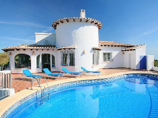 4 bedroom Villa in Pego, Costa Blanca, Spain : ref 2008067 - Benimeli vacation rentals