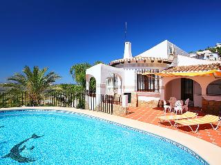4 bedroom Villa in Pego, Costa Blanca, Spain : ref 2008077 - Pego vacation rentals