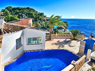 4 bedroom Villa in Moraira, Costa Blanca, Spain : ref 2008117 - La Llobella vacation rentals