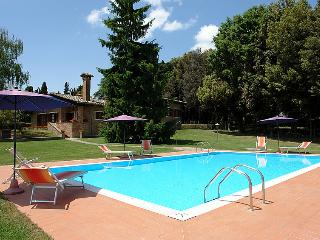 6 bedroom Villa in Gambassi, Chianti, Italy : ref 2008468 - Pancole vacation rentals