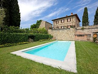 7 bedroom Villa in Rufina, Florence Countryside, Italy : ref 2008677 - Montebonello vacation rentals