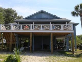 """3504 Palmetto Blvd - """"Palmetto Breeze"""" - Edisto Beach vacation rentals"""