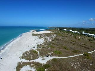 3 bedroom in residential setting with spectacular Gulf view from the balcony - Cape Haze vacation rentals