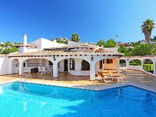 4 bedroom Villa in Pego, Costa Blanca, Spain : ref 2009179 - Pego vacation rentals
