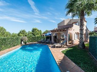 3 bedroom Villa in Ciutadella, Menorca, Menorca : ref 2010089 - Cala Santandria vacation rentals