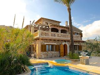 5 bedroom Villa in Cala Torta, Mallorca : ref 2010141 - Cala Mesquida vacation rentals