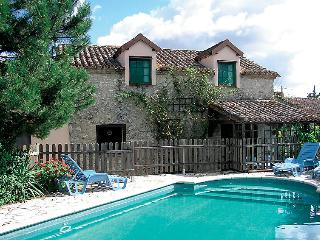 3 bedroom Villa in Duras, Dordogne Lot&Garonne, France : ref 2012126 - Villeneuve-de-Duras vacation rentals