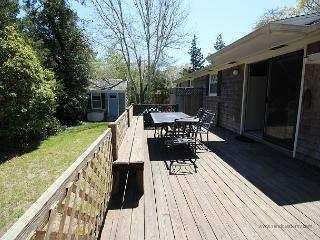 Cozy House with Deck and Internet Access - Oak Bluffs vacation rentals