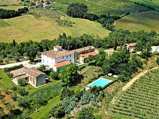 3 bedroom Apartment in Poggibonsi, Chianti Classico, Italy : ref 2014012 - Poggiarello vacation rentals