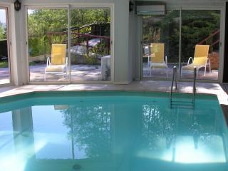 Villa Gentiane Alsace, piscine intérieure, 15 pers - Saint Amarin vacation rentals